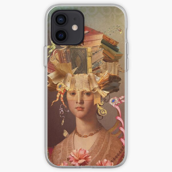 keeper of Stories iPhone Soft Case