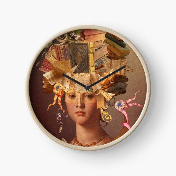 keeper of Stories Clock