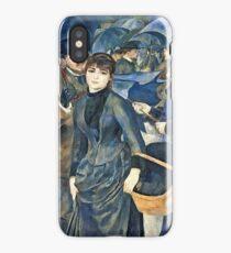 Renoir Auguste - The Umbrellas  iPhone Case/Skin