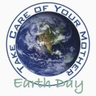 Earth Day by cinn
