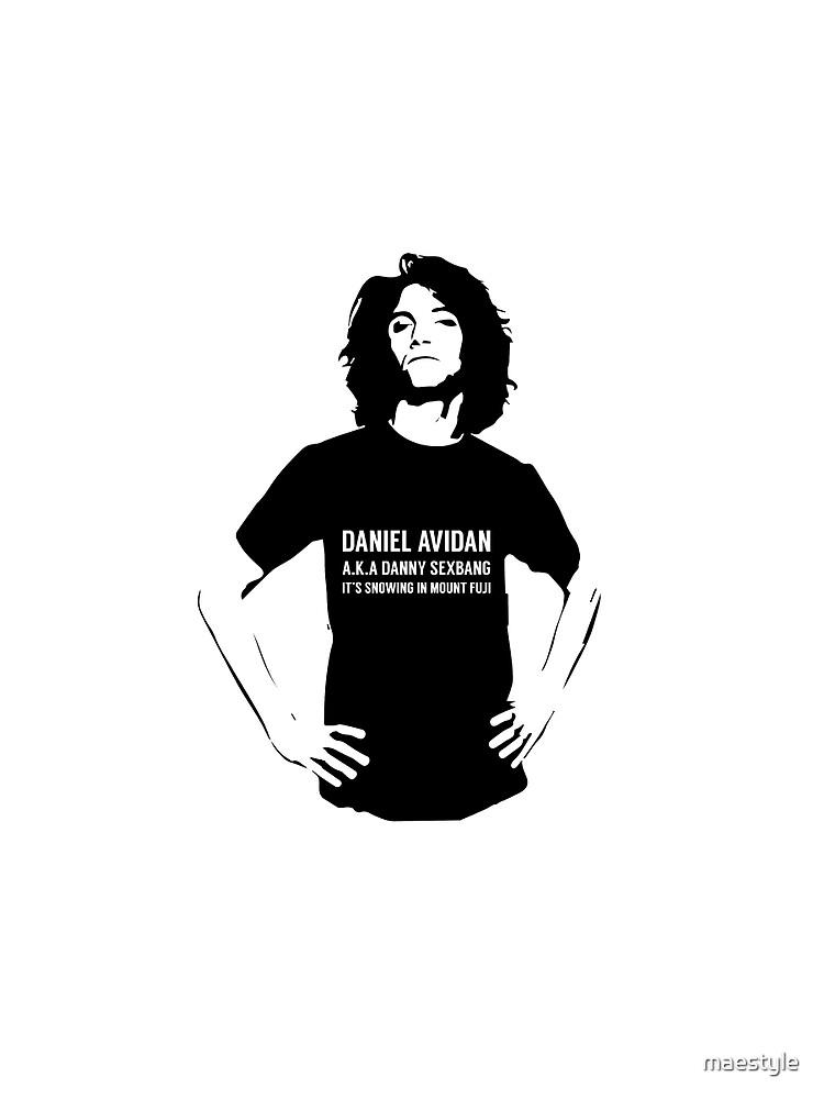 Dan Avidan Loves Haikus by maestyle