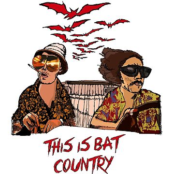 Bat country by MachineElf