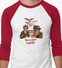Bat country Men's Baseball ¾ T-Shirt
