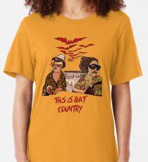 Bat country Slim Fit T-Shirt