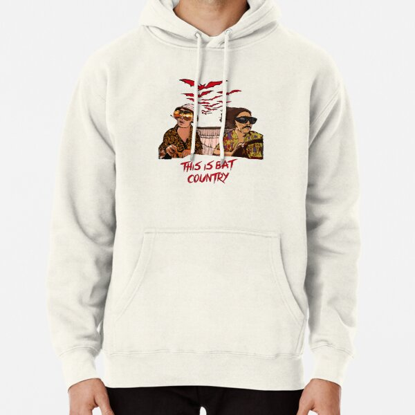 Bat country Pullover Hoodie