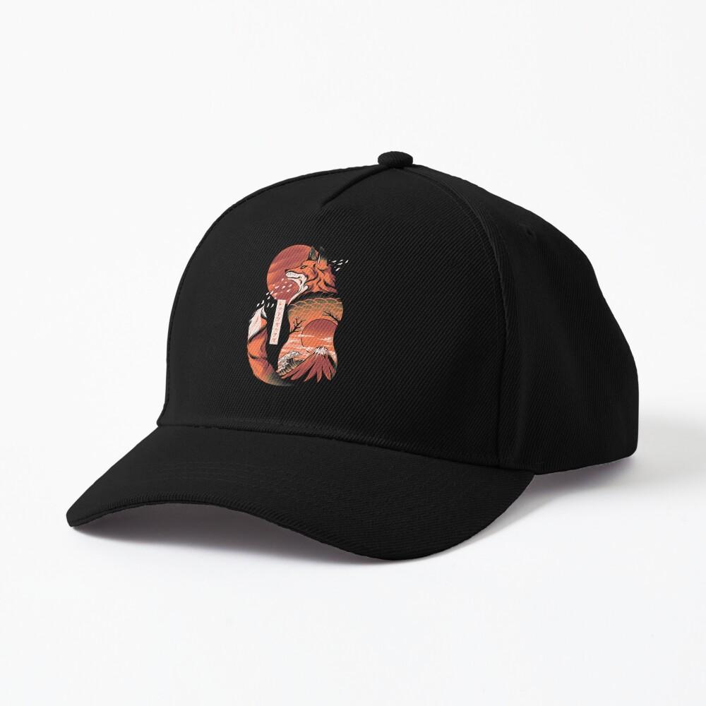 Japanese fox Cap
