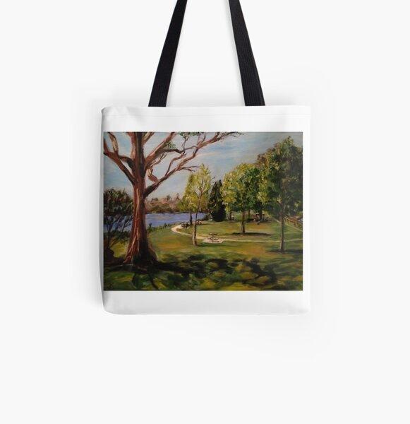 Wentworth Falls Lake All Over Print Tote Bag