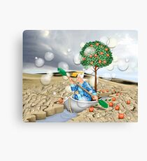 Novelty Challenge Canvas Print