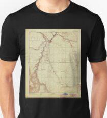 USGS TOPO Map Arizona AZ Echo Cliffs 315477 1891 250000 Unisex T-Shirt