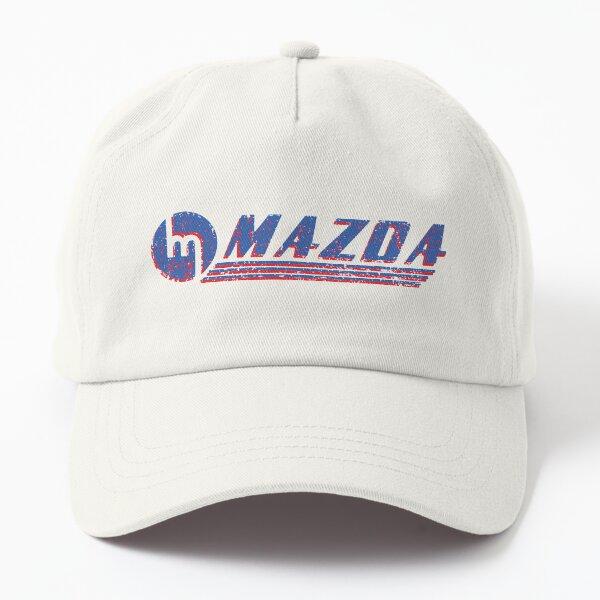 Vintage Mazda Logo Dad Hat