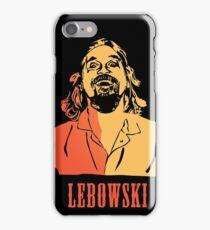 Lebowski iPhone Case/Skin
