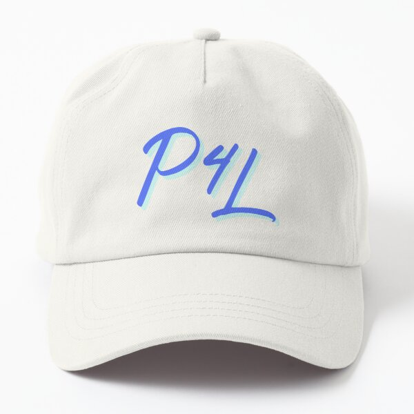 pogues for life jj tattoo blue version  Dad Hat