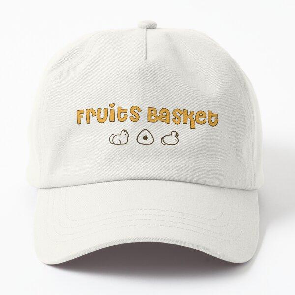 Orange Y2K Fruits Basket Dad Hat