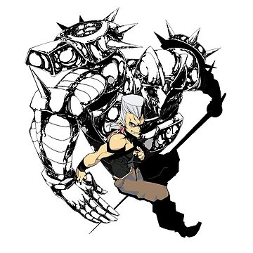 Polnareff and Silver Chariot by SugoiTees