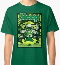Camiseta clásica Santa montaña - Dormir