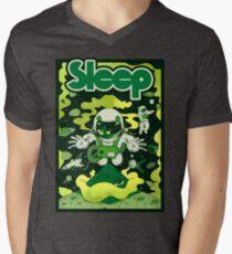 Holy mountain - Sleep Men's V-Neck T-Shirt