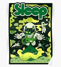 Holy mountain - Sleep Poster