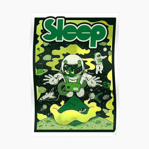 Heiliger Berg - Schlaf Poster