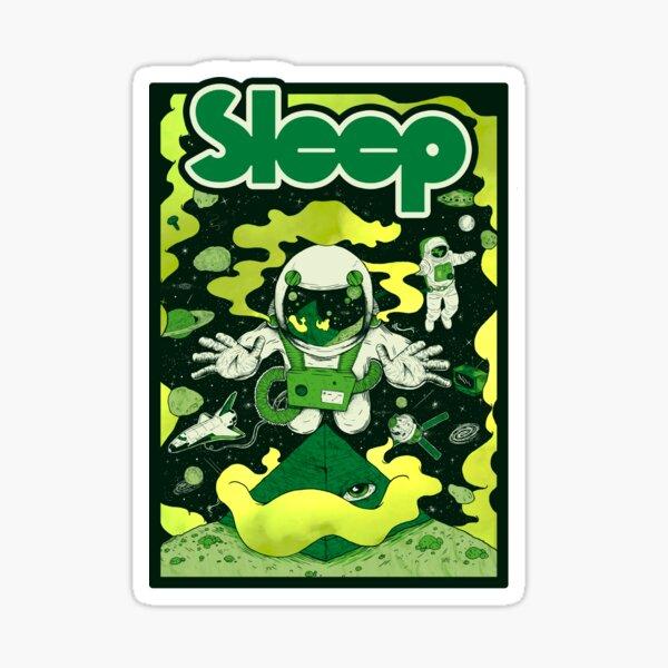 Holy mountain - Sleep Sticker