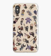 Party Members iPhone Case/Skin