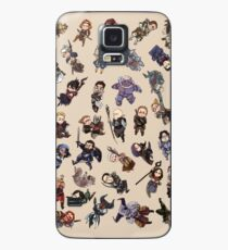 Party Members Case/Skin for Samsung Galaxy