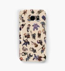 Party Members Samsung Galaxy Case/Skin