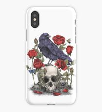 Memento Mori  iPhone Case/Skin