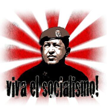 Viva el Socialismo by jeddazen