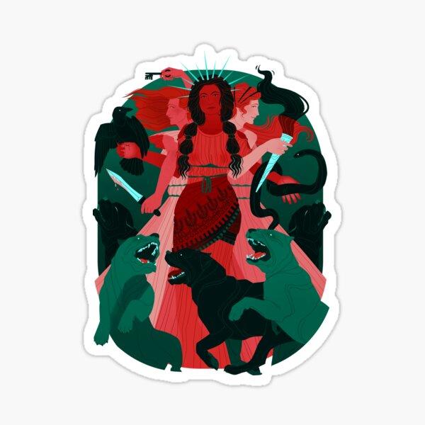 Hekate Sticker