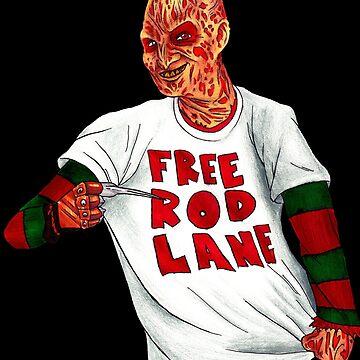 Free Rod Lane by cenobitedude