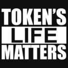 South Park Token's Life Matters by Edinsoncuicas