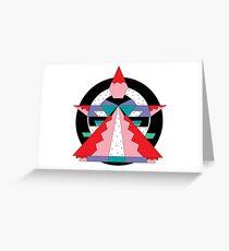 Paradox Greeting Card