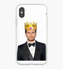 Lord Disick | Crown Emoji iPhone Case
