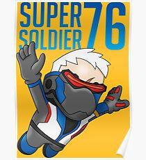 Super Soldier 76 Poster