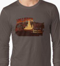 Visit Timeless Gallifrey (Worn) T-Shirt