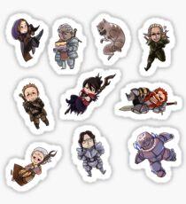 Origins Stickers Sticker