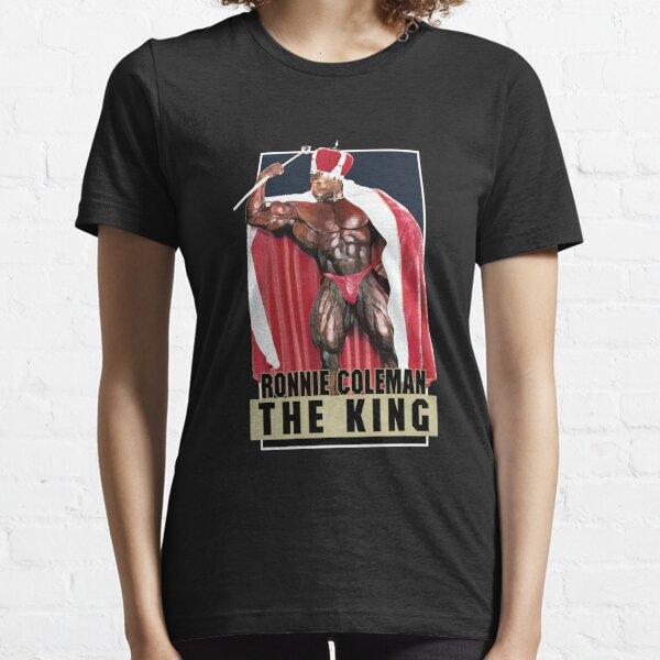 Ronnie Coleman Der König Essential T-Shirt