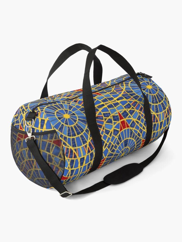 Alternate view of Dragon Carpet Duffle Bag