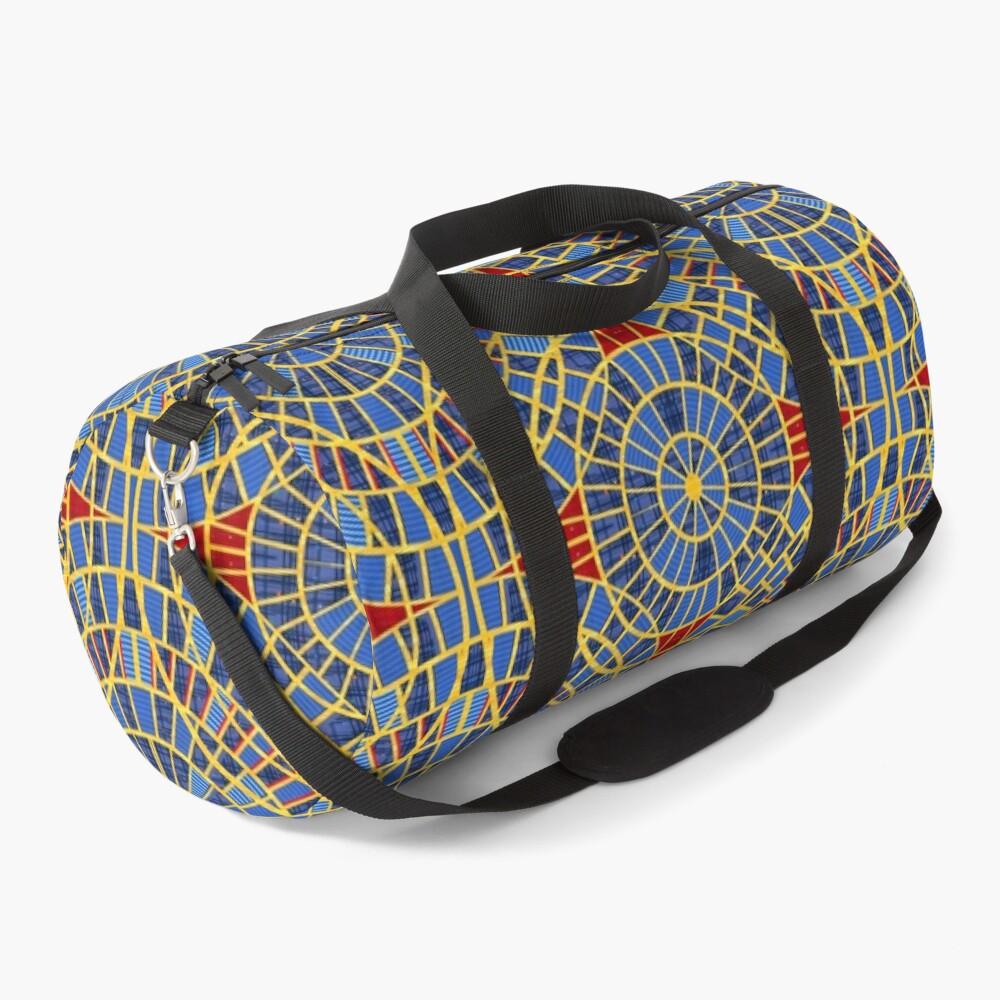 Dragon Carpet Duffle Bag