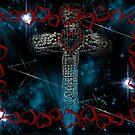 Dark Cross by WildestArt