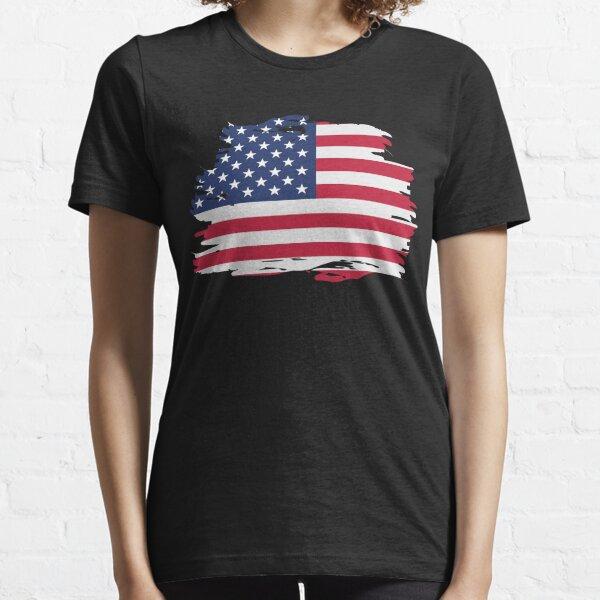 The American Flag  Essential T-Shirt