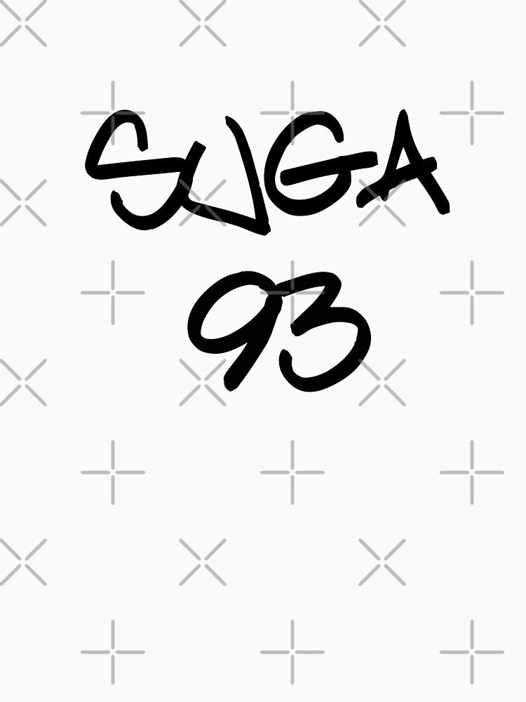 BTS-Suga 93 [Weiß] von Infirez