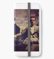 Sherlock, John, and Moriarty  iPhone Wallet