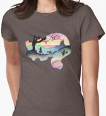 Cheshire Land Womens Fitted T-Shirt