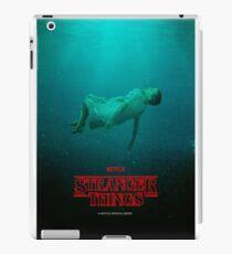 Stranger Things Eleven 11 Water  iPad Case/Skin