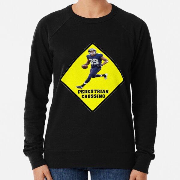 Pedestrian Crossing - Doug Baldwin Lightweight Sweatshirt