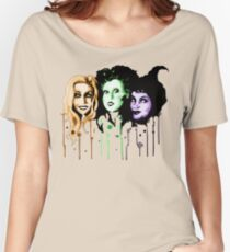 The Sanderson Sisters  Women's Relaxed Fit T-Shirt