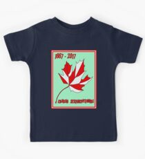 CANADA; One Hundred and Fiftieth Anniversary Print Kids Clothes