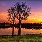 Sunset, Kununurra by JuliaKHarwood