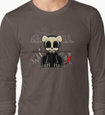 Grim Reapets - A Dog Named Decay - Blood Variant - Grim Pets Long Sleeve T-Shirt
